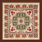 Cantata - Cross Stitch Pattern