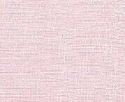 32 Count Blush Linen Fabric 13x17