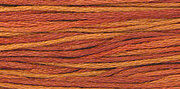 Terra Cotta - Weeks Dye Works Pearl Cotton #5