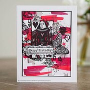 Boxed Greetings - Clear Singles Stamp