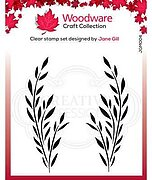 Bethany Leaf - Clear Singles Stamp