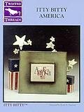 Itty Bitty America - Cross Stitch Pattern