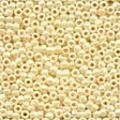 Mill Hill 00123 Cream Glass Beads - Size 11/0