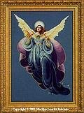 Angel of the Morning - Cross Stitch Pattern