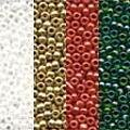 Mill Hill 01006 Mini Beads Pack - 00479, 00557, 00968, 00332