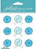 Baby Boy Seals Jolee's Boutique Dimensional Stickers