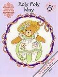 Roly Polys May - Cherished Teddies Cross Stitch Pattern