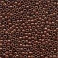 Mill Hill 02068 Crayon Seed Beads - Brown - Size 11/0