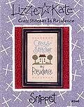 Cross Stitcher in Residence - Cross Stitch Pattern