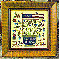 Americana - Cross Stitch Pattern
