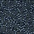 Mill Hill 03010 Slate Blue Antique Seed Beads - Size 11/0