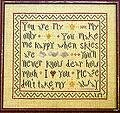My Sunshine - Cross Stitch Pattern