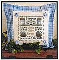 Season of Growth - Cross Stitch Pattern