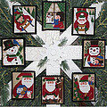 Holly Days - Cross Stitch Pattern