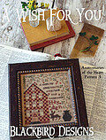 Anniversaries of the Heart 3 - A Wish For You - Cross Stitch