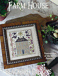 Anniversaries of the Heart 5 - Farm House - Cross Stitch