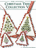 Christmas Tree Collection V - Cross Stitch Pattern