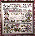 Past & Present - Cross Stitch Pattern