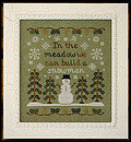In the Meadow - Cross Stitch Pattern