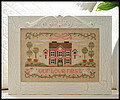Our Love Nest - Cross Stitch Pattern