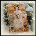 2012 Ornament 1 - Blessed - Cross Stitch Pattern
