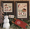 January - Cross Stitch Pattern
