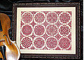Rosetta - Cross Stitch Pattern