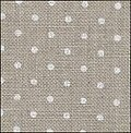32 Count Petit Point Raw/White Belfast Linen Fabric 27x36