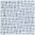 28 Count Ice Blue Lugana Fabric 36x55