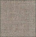 28 Count Natural w/Silver Linen Fabric 17x19