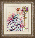 Roses of Provence - Mirabilia Cross Stitch Pattern