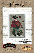 Harry - Cross Stitch Pattern