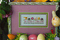 All Chicks Welcome - Cross Stitch Pattern