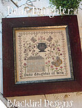 Dear Daughter - Cross Stitch Pattern