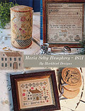 Maria Selby Humphrey 1831 - Cross Stitch Pattern