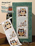 Wise Wisdom - Cross Stitch Pattern