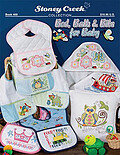 Bed, Bath & Bibs for Baby - Cross Stitch Pattern