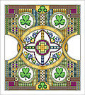 Celtic March - Cross Stitch Pattern
