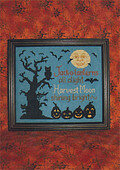 All Hallow's Eve - Cross Stitch Pattern