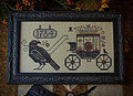 Halloween Delivery - Cross Stitch Pattern