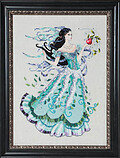 Biancabella - Cross Stitch Pattern