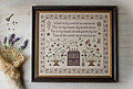 On Prudence - Cross Stitch Pattern