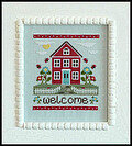 Welcome Home - Cross Stitch Pattern