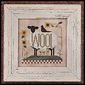 Louise and Henry - Cross Stitch Pattern