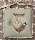 June - Cross Stitch Pattern