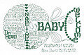 Let's Love Baby - Cross Stitch Pattern