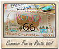 Route 66 - Cross Stitch Pattern