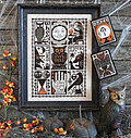 Hocus Pocus - Cross Stitch Pattern