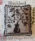 Blackbird - Cross Stitch Pattern