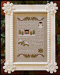 Snow Sampler - Cross Stitch Pattern